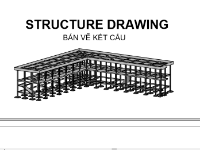 Revit structure 2016 trường học 2 tầng