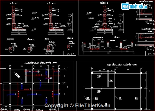 Bản vẽ nhà phố,nhà 3 tầng,kết cấu nhà 3 tầng