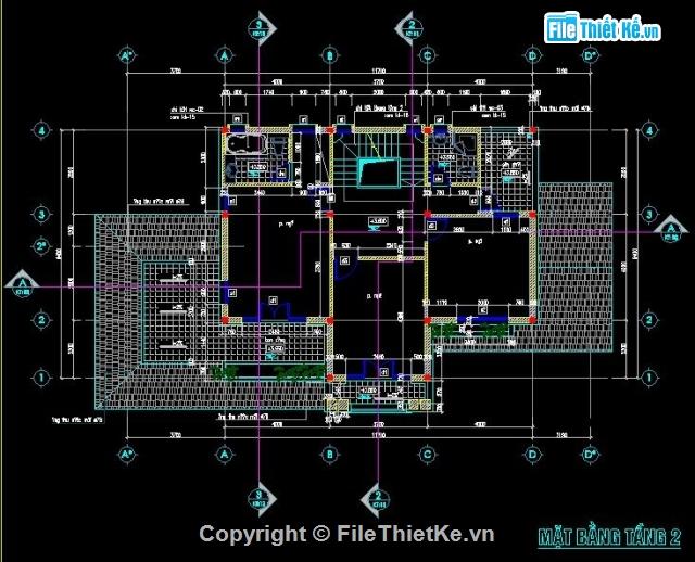 biệt thự đẹp,kiến trúc biệt thự,biệt thự kiểu thái,biệt thự thái 2 tầng